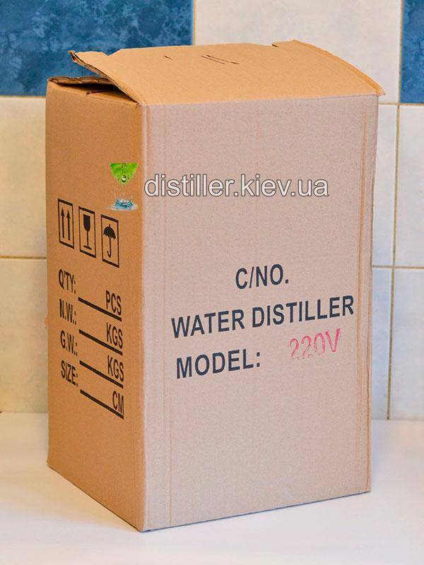 Коробка (упаковка) BaiStra BSC-WD11
