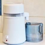 Аквадистиллятор BaiStra BSC-WD11 дистиллятор для воды бытовой