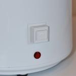 Кнопка включения дистиллятора BaiStra BSC-WD11