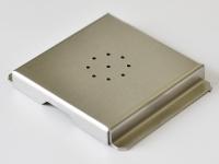 Лоток для угольного фильтра самодельного дистиллятора