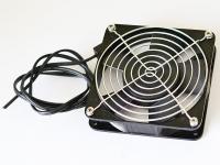 Вентилятор с решеткой