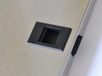 Защелка на дверь дистиллятора