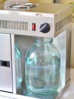 Самодельный дистиллятор с трехлитровой банкой