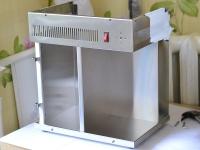 Самодельный дистиллятор в процессе сборки