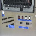 Тумблеры подключения к сети дистиллятора, охлаждения, подсветки, вентилятора