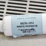 Угольный фильтр офисного дистиллятора