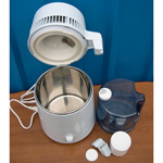Дистиллятор BaiStra BSC-WD11 для получения дистиллированной воды — аквадистиллятор